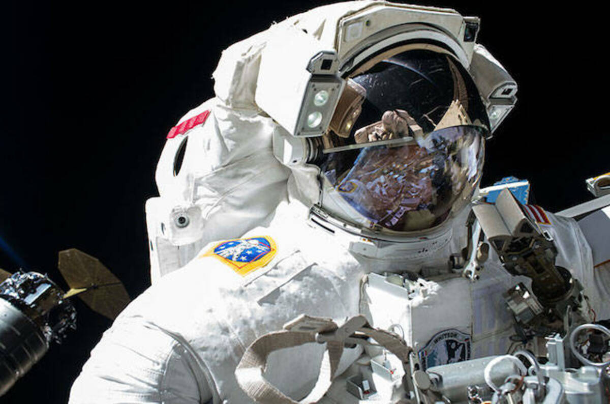 NASA duo plan Tuesday ISS spacewalk to replace the mux ...