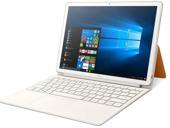 The MateBook E 2-in-1