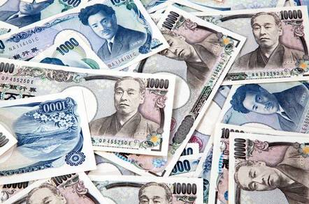 japanese yen. pic by shutterstock