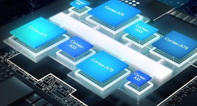 ARM chip concept art