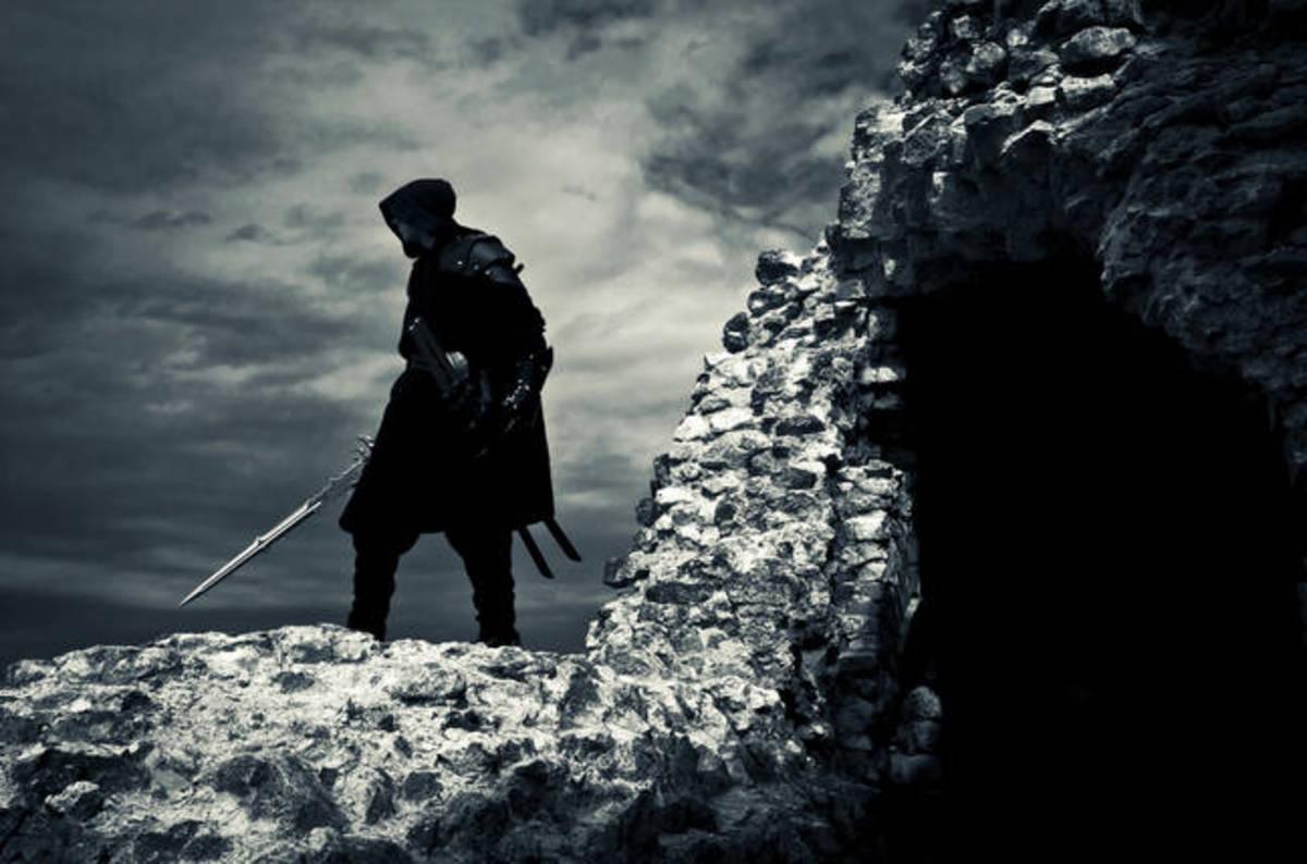 Cloakedwarrior