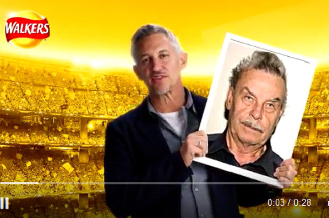 Gary Lineker and Josef Fritzl