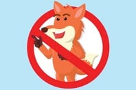No foxes allowed