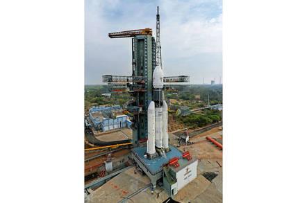 Ready to go: India's GSLV Mk III