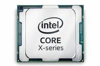 Intel Core X logo