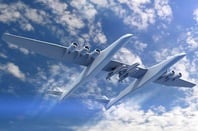 Stratolaunch concept