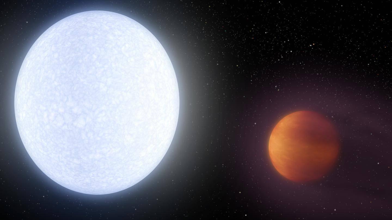 Super hot planet bigger than Jupiter might be disappearing
