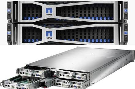 NetApp's new hyperconverged appliance
