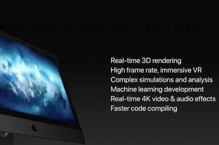 iMac Pro graphic