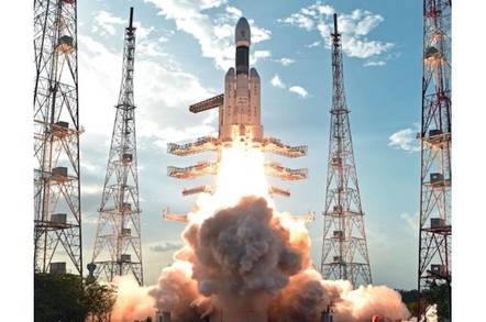 GSLV Mark III launch