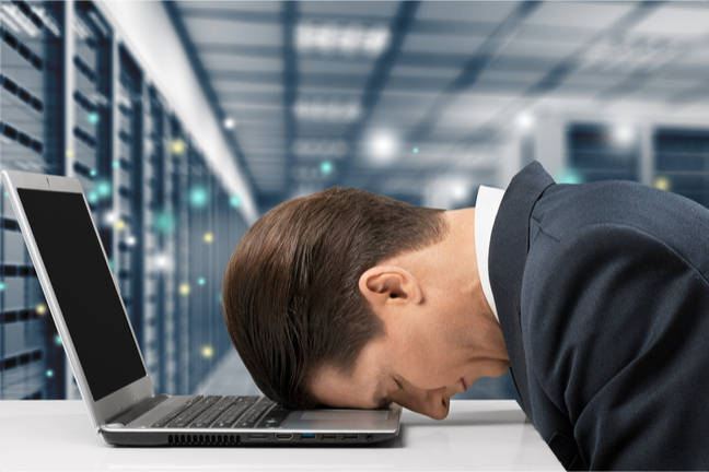 Worldwide server shipments down 4.2% in Q1