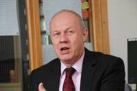 Rt.Hon. Damian Green,  Conservative MP, attends a constituency meeting on September 17, 2013 in Tenterden, Kent. pic by david fowler/shutterstock (editorial use only)