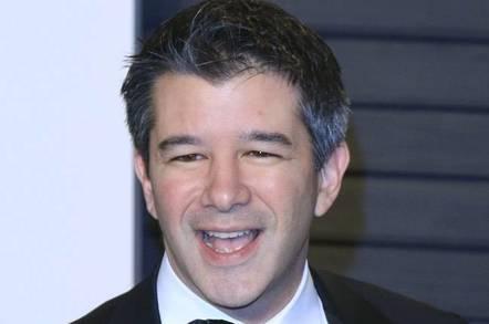 Travis Kalanick, Uber's CEO