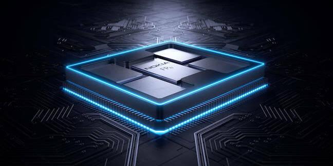 Nokia's FP4 silicon