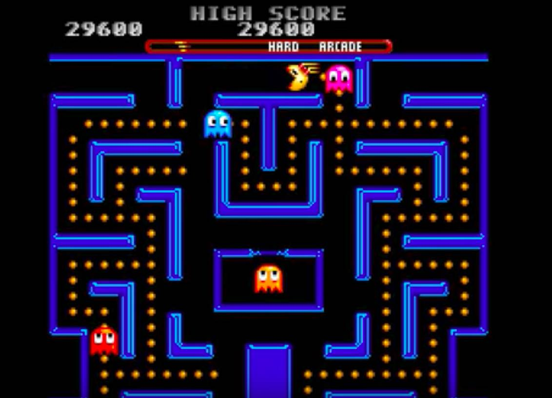 It's just a graphic of Wild Pac Man Images