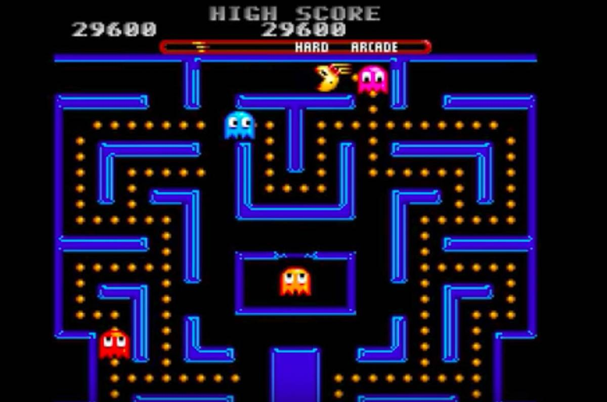 images of pac man sorry to burst your bubble but microsoft s ms pac man 1313