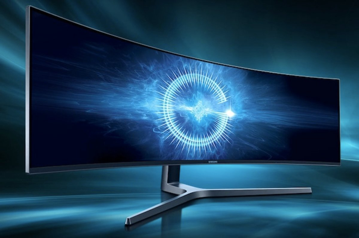 Samsung Releases 49-inch Desktop Monitor With 32:9 Aspect