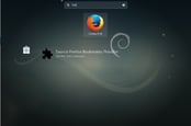 Debian 9 and firefox