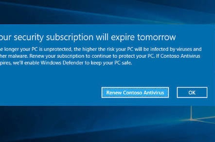 Microsoft admits to disabling third party antivirus code if win 10 win10 windows 10 ccuart Gallery