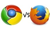 Chrome vs. Firefox