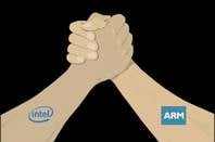 Arm wrestle - Intel vs. ARM