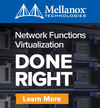 Build a Highly Efficient NFV Architecture Using Containers and High Speed Networks
