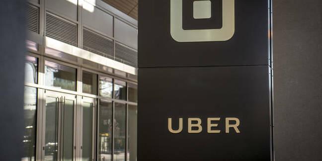 Uber office in San Francisco