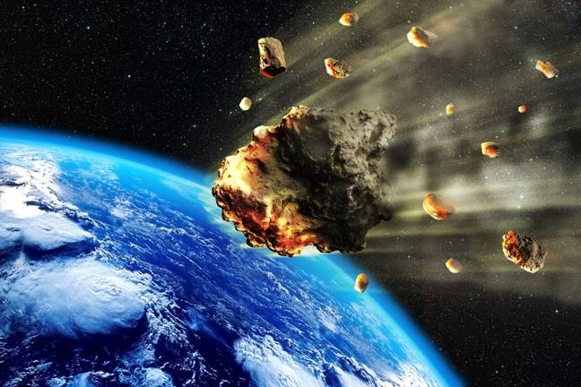 We regret to inform you the massive asteroid NASA's all ...