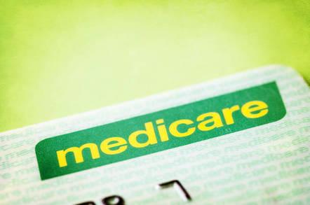 Medicare card - Shutterstock