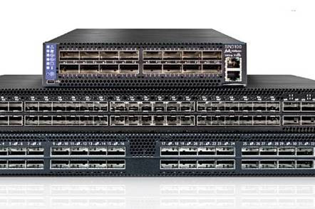 Back to ASICs: Mellanox pumps up Ethernet speed to 400Gbps • The