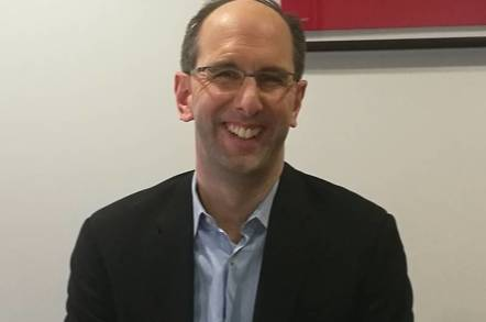 Microsoft's Scott Guthrie