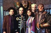 The babylon 5 trolls
