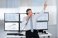 stock trader image