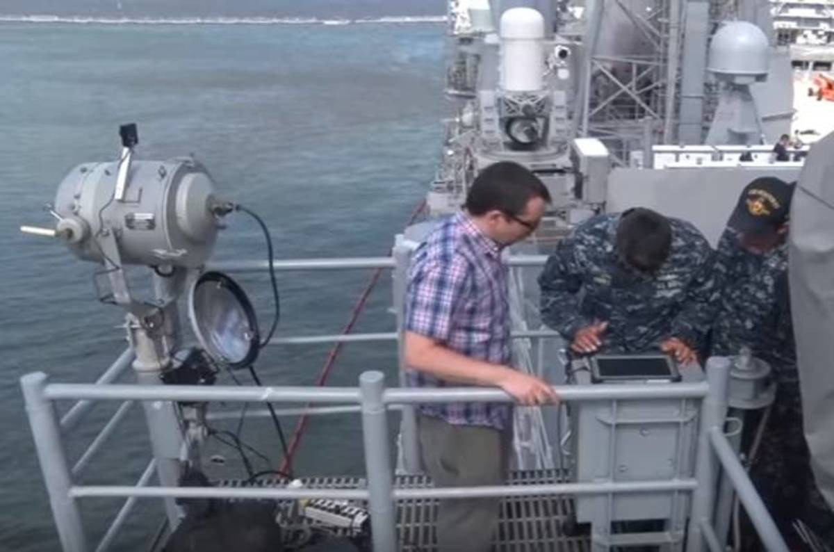 us navy suffers third ship collision this year u2022 the register