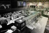 NASA Houston mission control