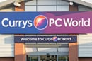 Currys PC World shop sign. Pic: Shutterstock