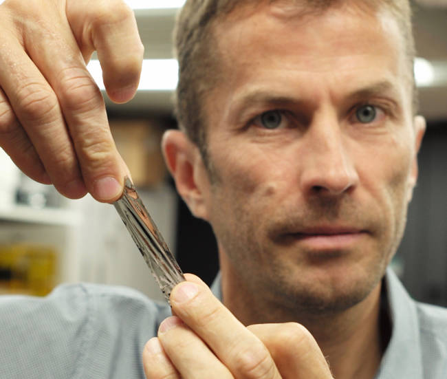 IBM's tiny magnetic tape prototype can store 330TB of uncompressed data