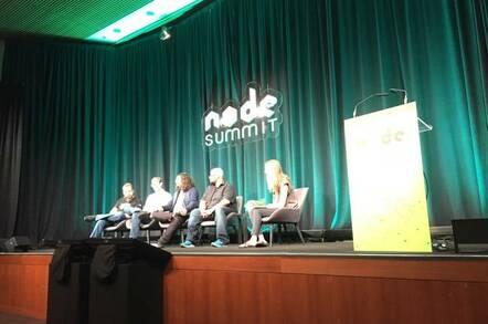 Node Summit 2017, Day 2