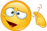 Idiot screw loose emoji