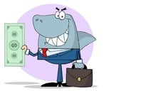 Financial shark
