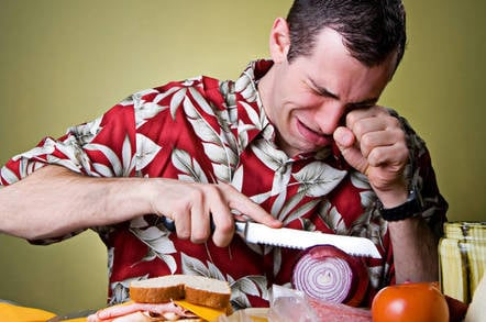Image result for Ways To Cut An Onion Without Crying