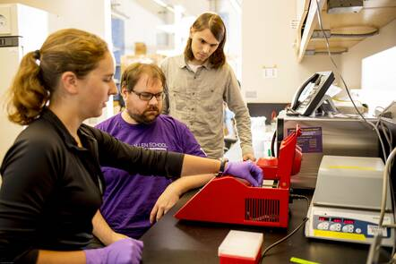 University of Washington DNA Security Research