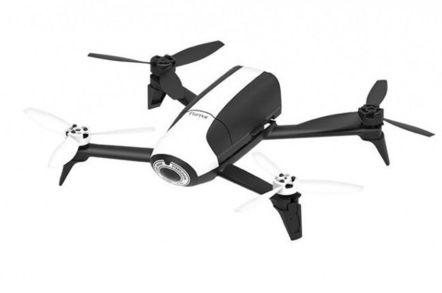 A Parrot Bebop 2 drone. File picture