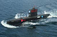 The submarine UC3 Nautilus. Pic: Frumperino, Wikipedia