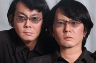 Hiroshi Ishiguro and his Android self