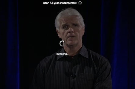 nbn™ CEO Bill Morrow