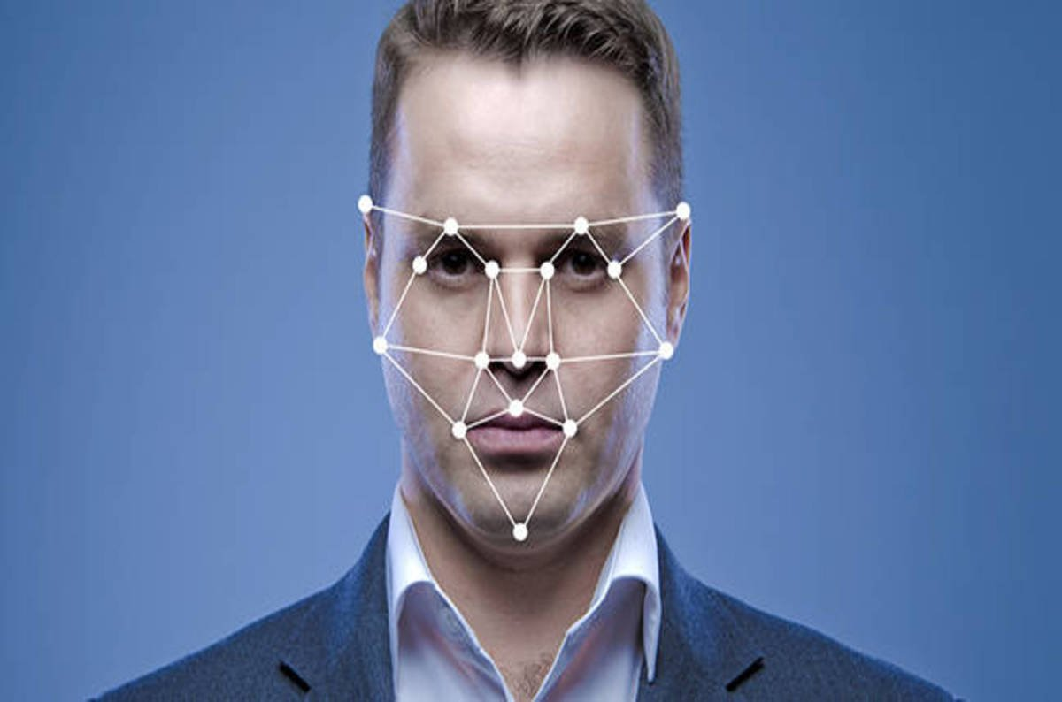 photo image Apple's facial recognition: Well, it is more secure for the, er, sleeping user