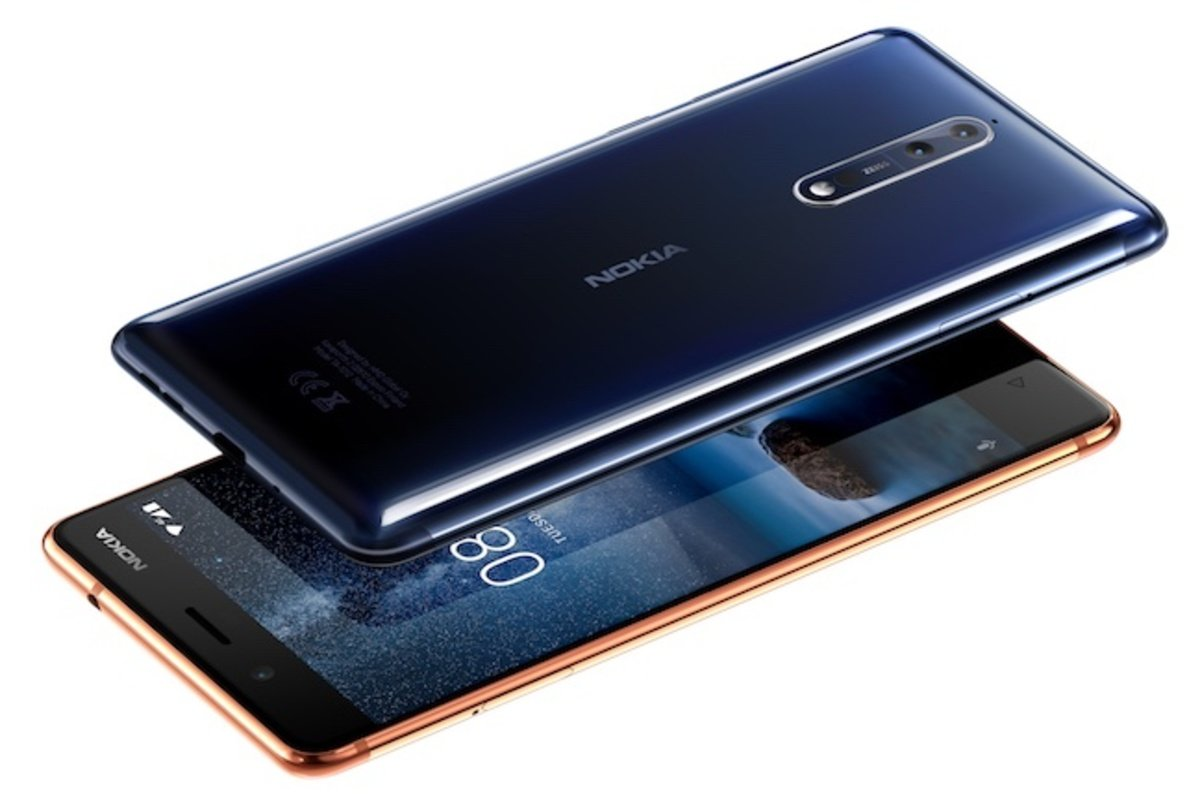 photo image You won't believe this: Nokia soars back into phone-flinger top 3