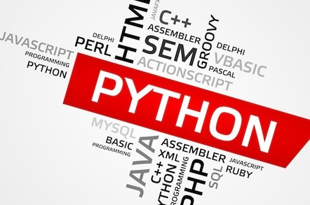 New Python update slithers into release • The Register