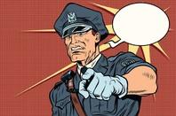 Police image via Shutterstock